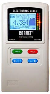 Cornet ED88Tplus EMF meter