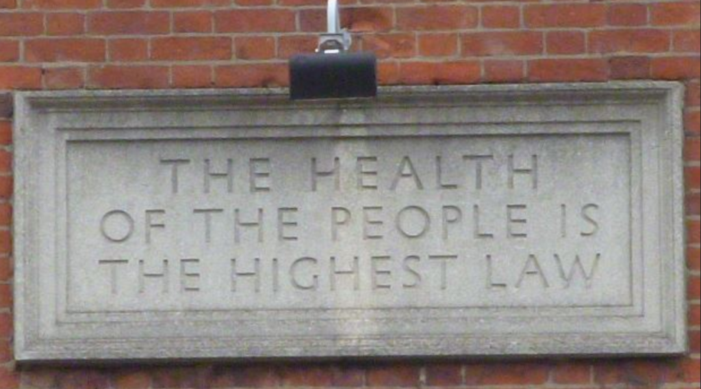 The Health of the People is the Highest Law…, Smombie Gate | 5G | EMF