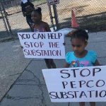 A Mom's Fight to Halt Pepco Electrical Substation at Child's School in Washington DC, Smombie Gate | 5G | EMF