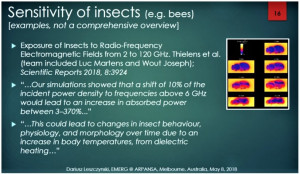 We, the People… are driving insects to extinction…, Smombie Gate | 5G | EMF