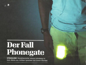Phonegate scandal: Swiss deputies on the front lines, Smombie Gate | 5G | EMF