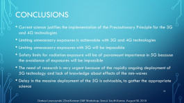 Leszczynski: 'Brief Opinion on 5G and Health', Smombie Gate | 5G | EMF