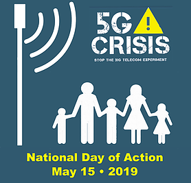 May 15 National Day of 5G Action, Smombie Gate | 5G | EMF